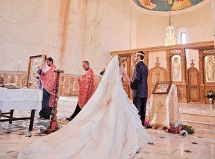 Pasii cununiei religioase ortodoxe