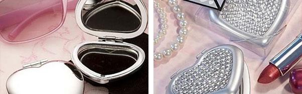 Marturie de nunta oglinzi elegante pentru doamne