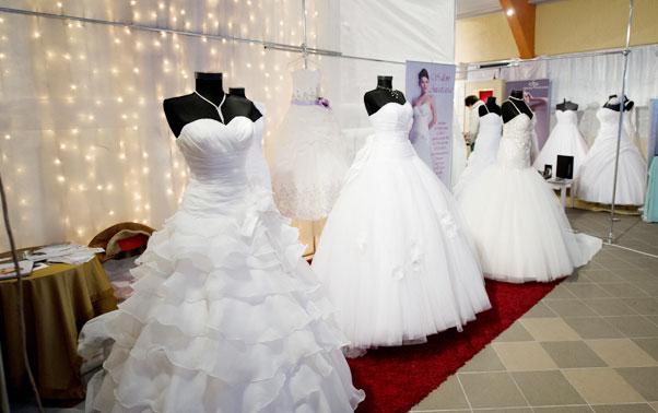 Rochii de mireasa targ de nunta Satu Mare 2012